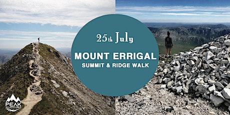 Mount Errigal Summit & Ridge Walk tickets