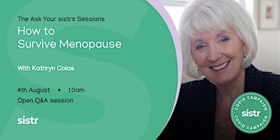 How to Survive Menopause