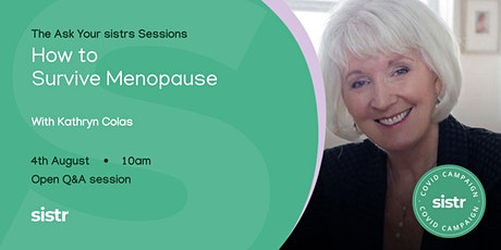 How to Survive Menopause tickets