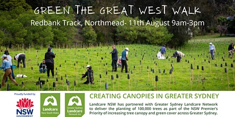 Green the Great West Walk - Redbank Track tickets