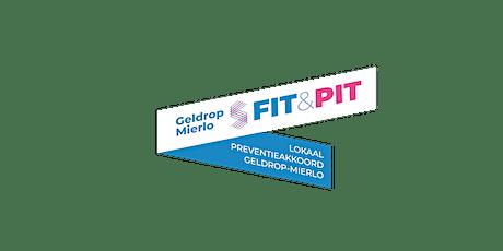 Netwerkbijeenkomst lokaal preventieakkoord Geldrop-Mierlo tickets