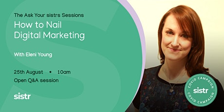 How to Nail Digital Marketing tickets