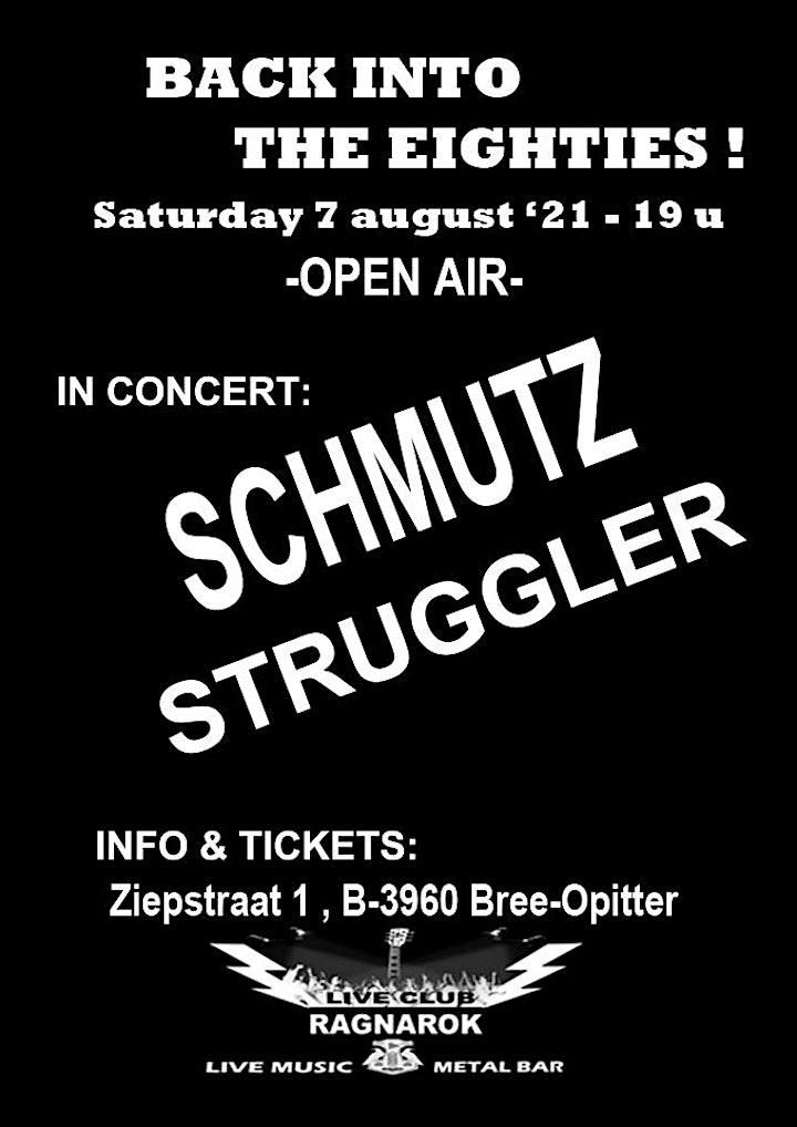 Afbeelding van BACK INTO THE EIGHTIES-SCHMUTZ-STRUGGLER