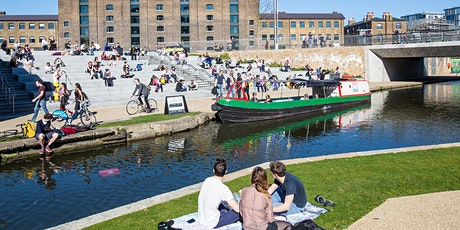 New London Architecture Walking Tour – Regent's Canal tickets
