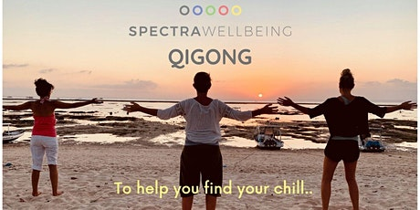 Moving meditation /Qigong to find your inner chill tickets
