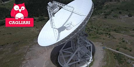 Visita in esterna al Sardinia Radio Telescope biglietti