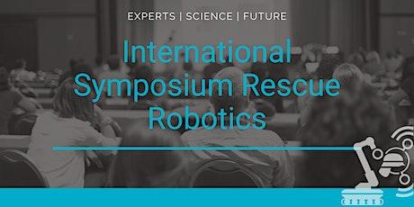 International Symposium Rescue Robotics Tickets