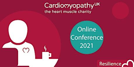 Cardiomyopathy UK Conference 2021 tickets