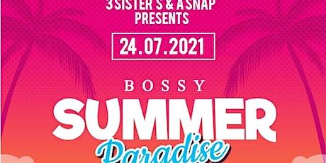 3 Sister's & A Snap Summer Pop up shop tickets