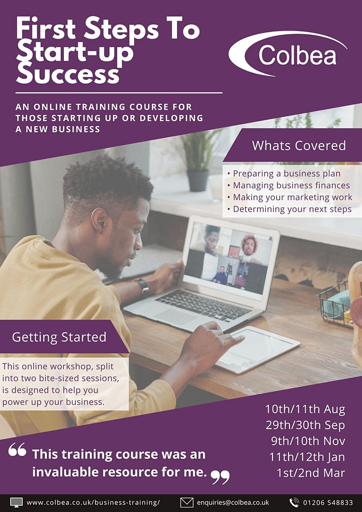 First Steps to Start-up Success image