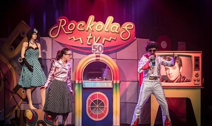 Imagen de LOS ROCKOLAS, Almozandia Teatro