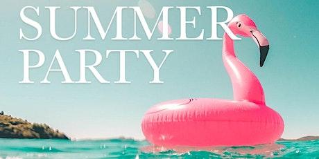 Vita Living Summer Party tickets