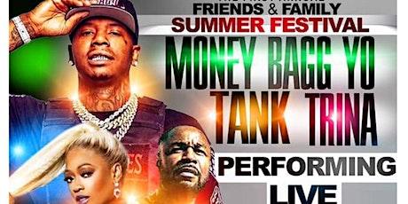 Friends & Family Summer Festival tickets