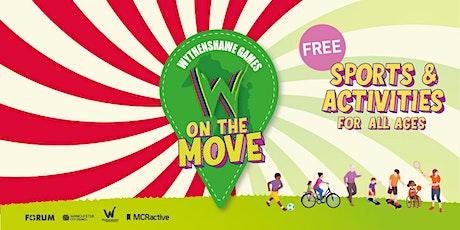 WGOTM: Under 5s - Family fun crafts (Hollyhedge Park) tickets