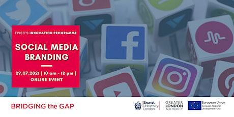 Social Media Branding - Webinar tickets