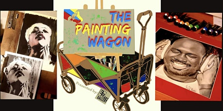 Art in the Park with The Painting Wagon (Timbs and Heels) tickets