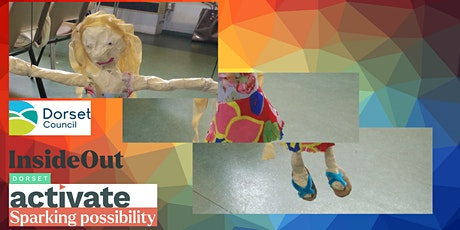 Sense of Unity - Puppet Making Workshop with Holly Miller tickets