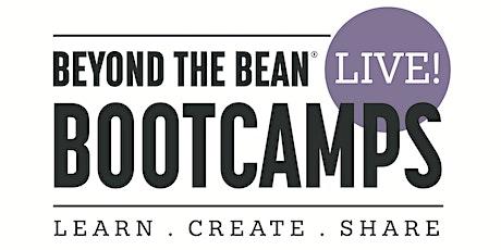 LIVE Virtual Drink Menu Bootcamp - Make Along ticket with ingredient hamper tickets