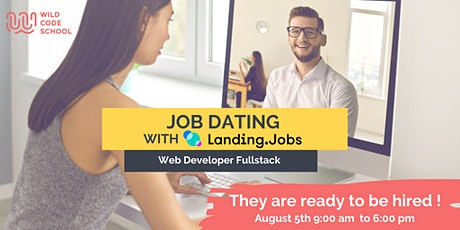 JOB DATING -   With Landing.Jobs -  Our Students are ready to be hired! tickets