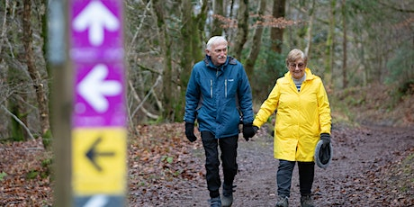 ReadySteadyWalk at Haldon Forest Park (Weekly walks to improve low fitness) tickets