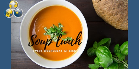 Soup lunch tickets