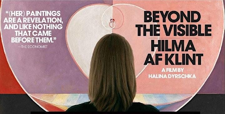 Afbeelding van Docu-donderdag -  'Beyond the Visible: Helma af Klint'