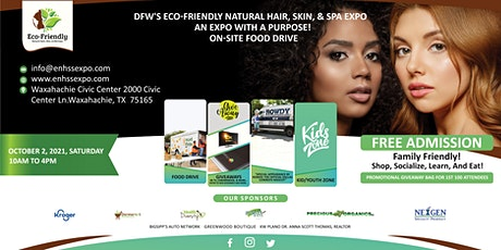 DFW's Eco-friendly Natural Hair, Skin, & SPA Expo tickets