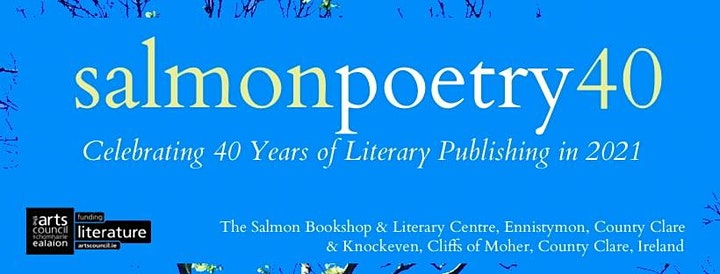 Salmon Poetry Double Book Launch - Alvy Carragher & Anne Tannam image