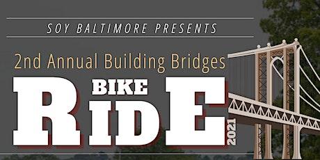 Building Bridges Bike Ride tickets