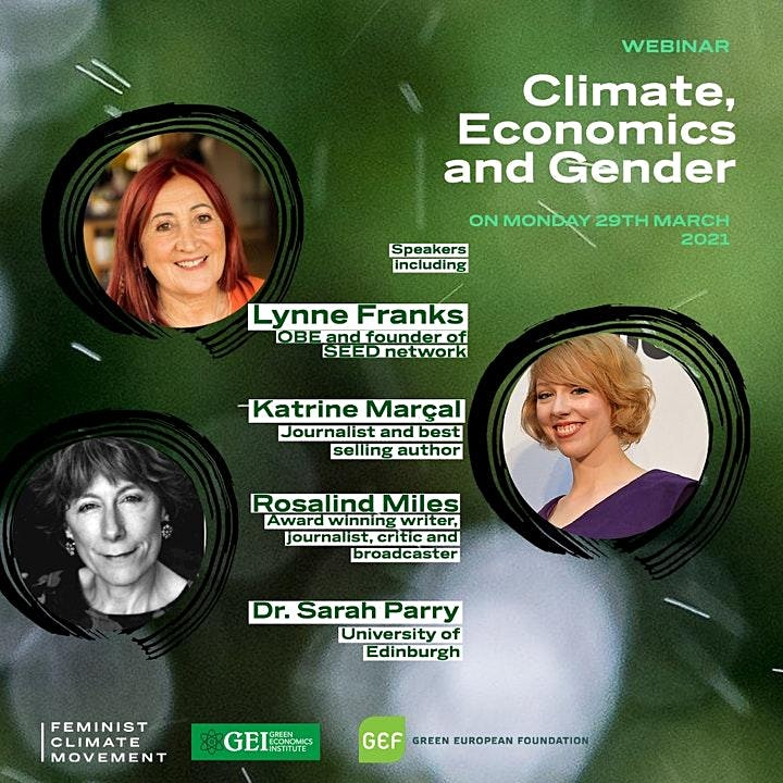 Climate Feminists Weekend Summer School image