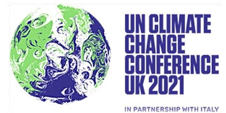Our Official  COP26 United Nations Delegation tickets