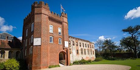 Farnham Castle Guided Tour 25th August 2021, 2:30pm tickets