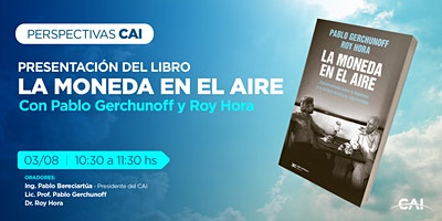 #CicloPerspectivas Presentación del libro:La moneda en el aire