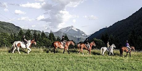 Trekking a Cavallo in Malga biglietti