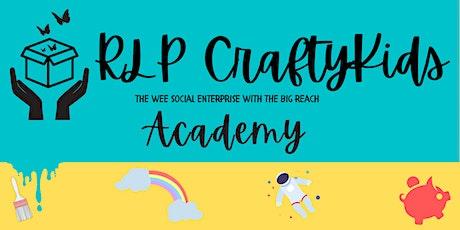 RLP Crafty Kids Academy Summer Session tickets