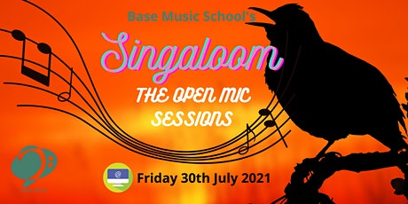 Singaloom - The Open Mic Sessions tickets