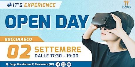 Open Day di Fondazione Ikaros biglietti
