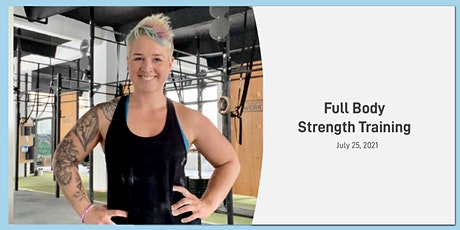 Full Body Strength Training! tickets