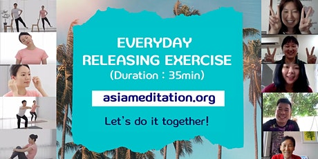Releasing Exercise - Healthy Mind and Body tickets