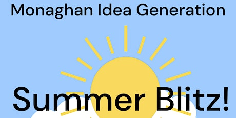 Idea Generation Workshop for County Monaghan – Theme: Education Tickets
