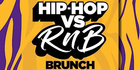 Hip-Hop vs RnB Brunch tickets