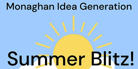 Idea Generation Workshop for Castleblayney & Surrounds Tickets