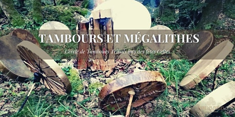 Tambours et Mégalithes billets
