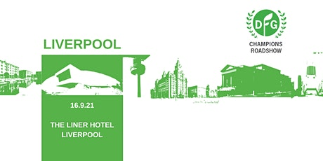 DFG Champions Roadshow 2021: Liverpool tickets