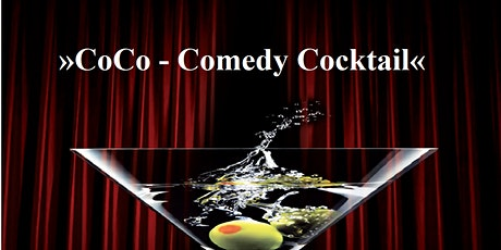 CoCo- Comedy Cocktail tickets