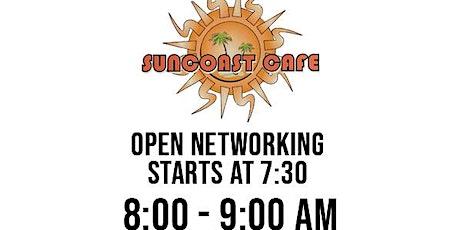 Clearwater, Seminole, Largo Business Networking Breakfast tickets