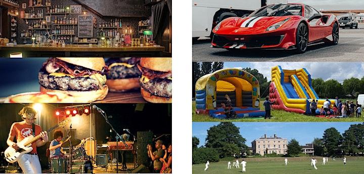 Re:Fuel Summer Festival @ Winslade Park image