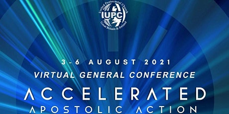 Accelerated Apostolic Action - Virtual General Conference ingressos