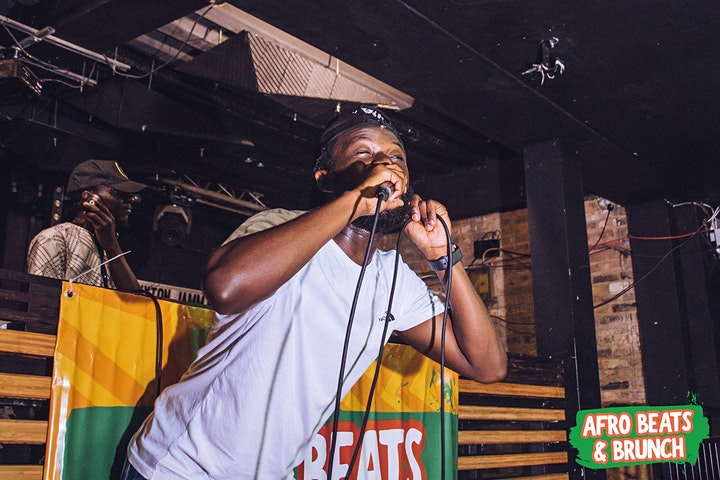 Afrobeats n Bottomless Brunch image