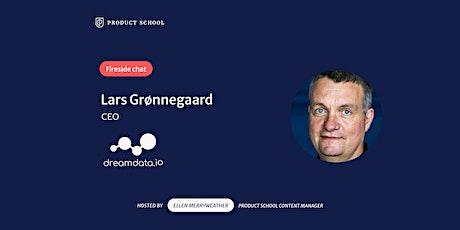 Fireside Chat with Dreamdata CEO, Lars Grønnegaard tickets